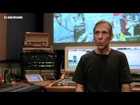 Richard talks about how the MD4 algorithm helps him doing post production work for National Geographic, The History Channel, Discovery Channel and more. You'll find hints on doing dialog Dynamics (MD4) and Noise Reduction (BackDrop).