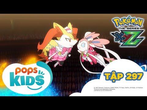 Pokémon Tập 297 - Huấn Luyện Hạng Bậc Thầy! - Hoạt Hình Pokémon Tiếng Việt S19 XYZ - Thời lượng: 21:30.