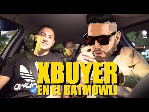 XBUYER en el #BatMowli habla de la grabación con NEYMAR