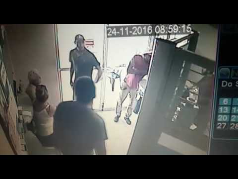 Bandidos invadem lotérica e são expulsos à bala em Tibau