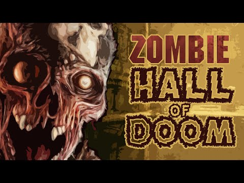 ZOMBIE HALL OF DOOM ★ Call of Duty Zombies Mod (Zombie Games)