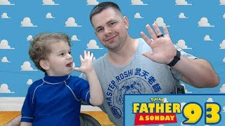 Opening BOTH 3 Pack Blisters of Celestial Storm!   Father and Sonday with Lukas #93 by The Pokémon Evolutionaries
