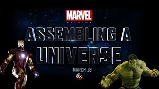 Marvel Studios: Assembling a Universe - full video (link mega) - DVDRip - subtitulado