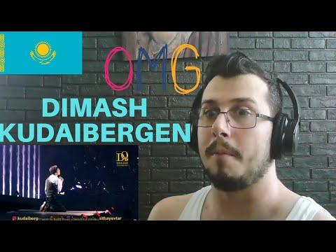 Dimash Kudaibergen - Daybreak, Bastau 2017 ~ Димаш Құдайберген - Таң атты, Бастау Italian REACTION