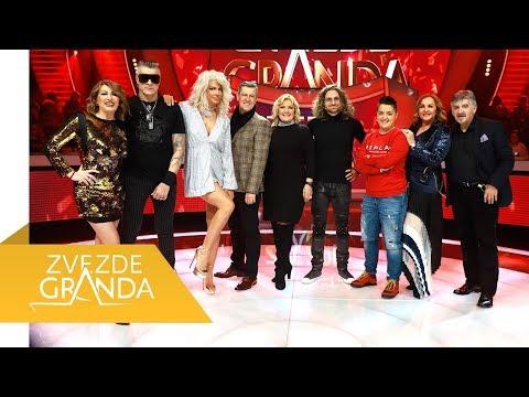 ZVEZDE GRANDA 2020 – cela 19. emisija (25. 01.) – video snimak
