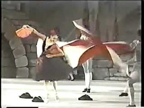 Natalya Stavro - Don Quixote