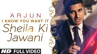 Download Lagu Official: 'I know You Want It - Sheila Ki Jawani' VIDEO Song | Arjun | T-Series Mp3