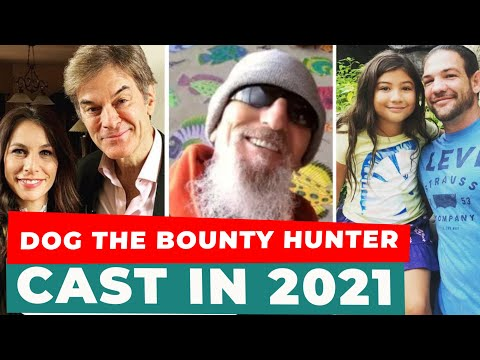 Dog the Bounty Hunter Cast/ Children in 2021: What Are They Doing?