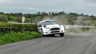 Action from round 3 of this years Triton Showers National Rally Championship. The event was very well run and had a brilliant entry. Action from SS1, 4 and 8.
