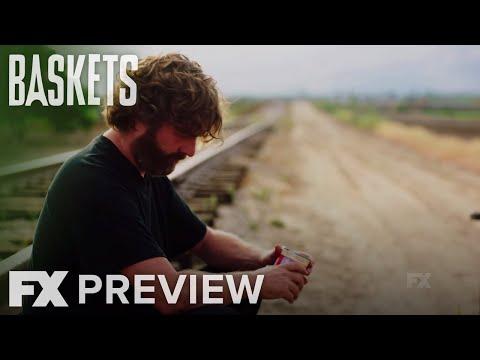Baskets Season 2 Teaser 'Can Opener'