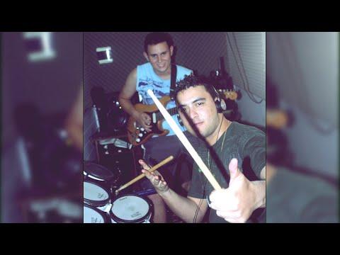 Ramon e Ananias no estúdio da Shekná Produções - 15-09-2013