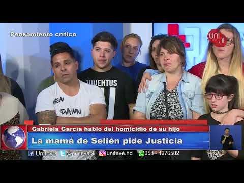 Los padres de Selién Cantero en Pensamiento Crítico