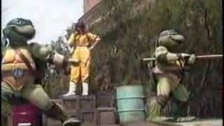 Teenage Mutant Ninja Turtles at Disney MGM Studios TMNT