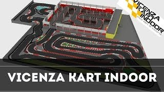 Altavilla Vicentina Italy  City pictures : Vicenza Kart Indoor Longest Kart Track in Italy - GoPro Hero 3+ Black Edition