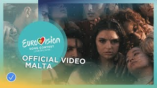 Video Christabelle - Taboo - Malta - Official Music Video - Eurovision 2018 MP3, 3GP, MP4, WEBM, AVI, FLV Maret 2019