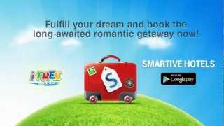 Smartive Hotels: Hotel Booking YouTube video