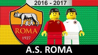 A.S. Roma 2016/17Brick film reconstruction of Serie A-----------------------------------------------------------------------------------------------------Top Link Competitions:- Champions League • https://www.youtube.com/playlist?list=PLDgxLNKesJl59dj09mFzcegFIPp6WuZzr - Serie A • https://www.youtube.com/playlist?list=PLDgxLNKesJl4TjpWj4a2DVmglqt4p6fUu - LaLiga • https://www.youtube.com/playlist?list=PLDgxLNKesJl59dj09mFzcegFIPp6WuZzr - Premier League • https://www.youtube.com/playlist?list=PLDgxLNKesJl7i36gCR5CicjPy_wRCDYuO - FIFA World Cup • https://www.youtube.com/playlist?list=PLDgxLNKesJl6D9GsBdjq3lngqH-AYc8EvTop Link Club:- Real Madrid CF • https://www.youtube.com/playlist?list=PLDgxLNKesJl56wTYUI1DoIGPoQHYzI9vk - FC Barcelona • https://www.youtube.com/playlist?list=PLDgxLNKesJl495fjfDEcLABBuWTAhB5L1 - Chelsea • https://www.youtube.com/playlist?list=PLDgxLNKesJl7bYGLGK3YuzDiq_2_nAPEA - Manchester United • https://www.youtube.com/playlist?list=PLDgxLNKesJl6HKGMfEMxhRpAHfJMeNDom- Juventus FC • https://www.youtube.com/playlist?list=PLDgxLNKesJl7_LsTYvAWQMlpIA6rJ32Hm - AC Milan • https://www.youtube.com/playlist?list=PLDgxLNKesJl5lOf_KfRfmP0Cciwhpr4cR - FC Inter • https://www.youtube.com/playlist?list=PLDgxLNKesJl6ccUhR3yipMwKRh44WQR10 - SSC Napoli • https://www.youtube.com/playlist?list=PLDgxLNKesJl6hHHfUC1qhA_mxbIf8h-eQ - AS Roma • https://www.youtube.com/playlist?list=PLDgxLNKesJl4q9am3RuaTzjKa3TJHgEHo Top Link Finals: https://www.youtube.com/playlist?list=PLDgxLNKesJl4RZ4B0njyFrWB9Ayb7-EYF-----------------------------------------------------------------------------------------------------LEGO® is a trademark of the LEGO Group of companies which does not sponsor, authorize or endorse this channel.