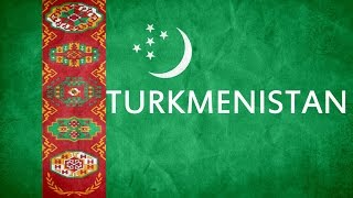 Turkmenistan  Geography and Information