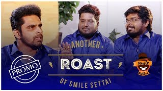 Settai Roast with Director Balaji Mohan on the way !!!! as the ASK fever is on high here we got the new gen trend setter for the next...