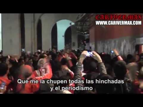 TODOS LOS DOMINGOS (LETRA) RIVER PLATE - LOS BORRACHOS DEL TABLON COPA LIBERTADORES 2015 - Los Borrachos del Tablón - River Plate