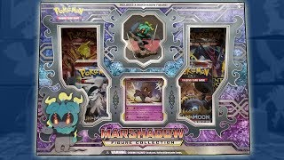 Opening A Marshadow Figure Collection Box Of Pokemon Cards! by The Pokémon Evolutionaries