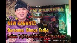 Download Lagu CAH KERJO NEW KANANTA FEAT DIMAS TEDJO, live karanggayam 30 Desember 2018 Mp3