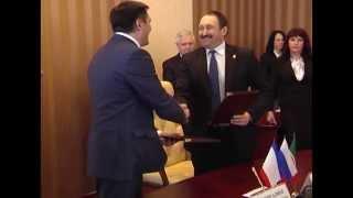 Президент РТ Рустам Минниханов. Поездка в Крым