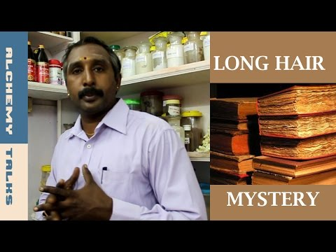 Hair Fall Siddha: Forgotten Long Hair Mystery  ♥ (MalarSiddha:9444353423)