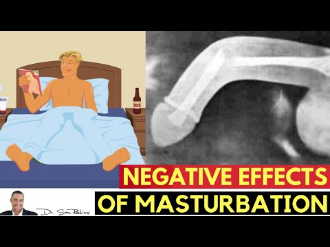 💋 WARNING: The Negative Effects Of Masturbation