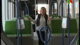 Ouargla: un tramway aux portes du désert.