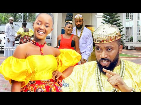 How The Beautiful Palace Maid Won The Heart Of The Prince 1&2-Luchy Donalds/Fredrick 2020 NEW movie