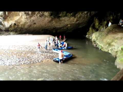 ถ้ำน้ำลอด ปางมะผ้า#1 (видео)