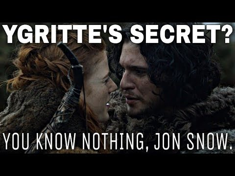 Did Ygritte Keep A Big Secret From Jon Snow? - Game of Thrones & ASOIAF Theory