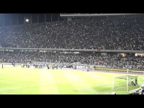 Himno Deportivo Universitario  UNAM vs Monterrey.MP4 - La Rebel - Pumas