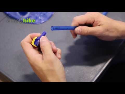 How to Replace a Camelbak Bite Valve – Micro Advice Video Series – www.simplyhike.co.uk