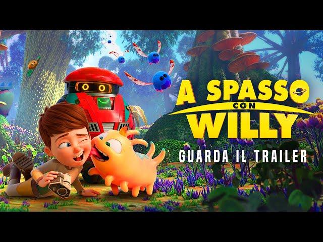 Anteprima Immagine Trailer A Spasso con Willy, trailer ufficiale italiano