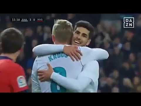 Real madrid vs real sociedad 5-2 all goals and highlights 10,02,2018