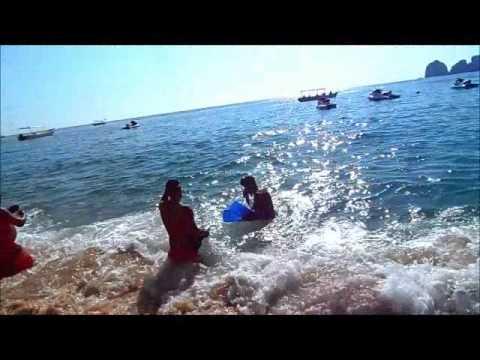 Strange 5m (17feet) Fish Washes Ashore in Mexico