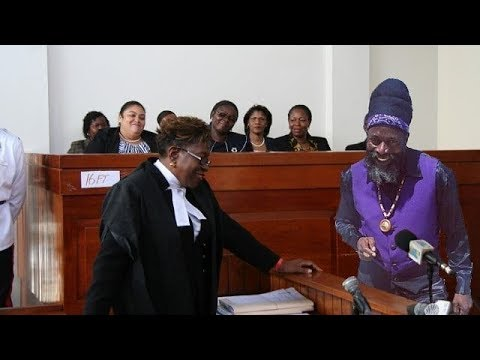 Hairdresser - (JAMAICA NEWS) Capleton GOT Bail (May 14, 2018)
