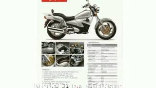 10. 2009 QLINK Legacy 250  Engine Features [Motorcycle Specs]