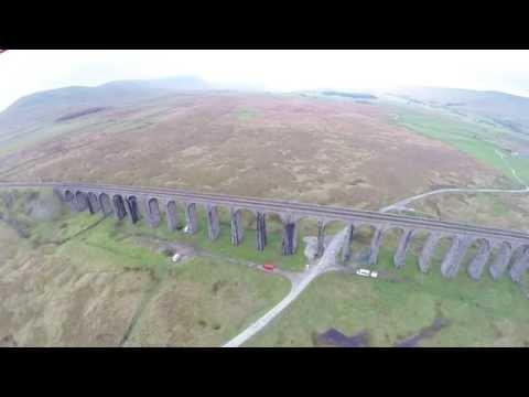 Carnforth Drone Video