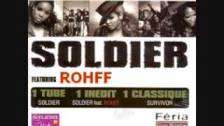 Destiny's Child Featuring Rohff - Soldier