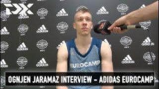 Ognjen Jaramaz Interview - Adidas Eurocamp