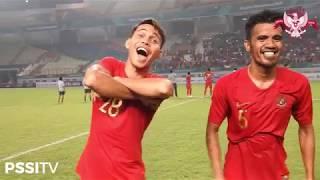 Video Menang 3-0 atas Myanmar, Timnas Indonesia Nyanyikan Lagu Nasional bersama Domy Stupa MP3, 3GP, MP4, WEBM, AVI, FLV Desember 2018