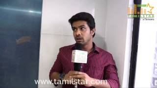 Harrish at Kadhal 2014 Audio Launch