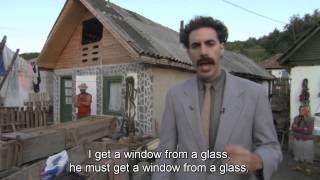 Borat: Nursultan Tulyakbay