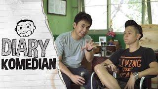 Video Diary Komedian - Nongkrong Bareng Ernest MP3, 3GP, MP4, WEBM, AVI, FLV Juni 2017