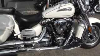 7. 004488 - 2012 Yamaha Road Star - Used Motorcycle For Sale