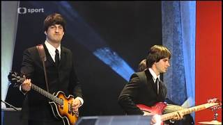 Video Brouci Band - The Beatles Revival - A Hard Day's Night - Czech T