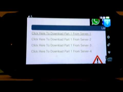 how to download hd movies on ps vita